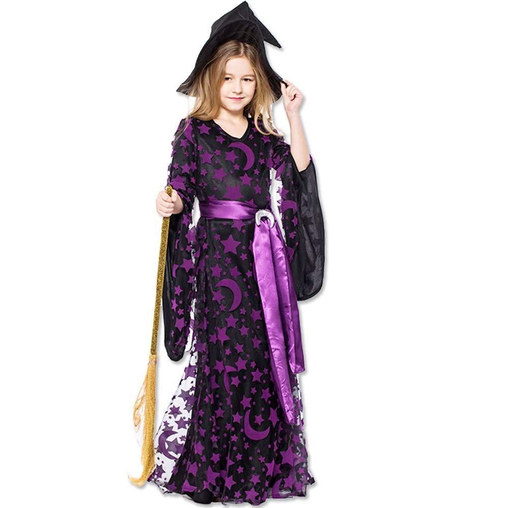 Disfraz de Halloween Capa de Halloween - Disfraz de Bruja Linda ...