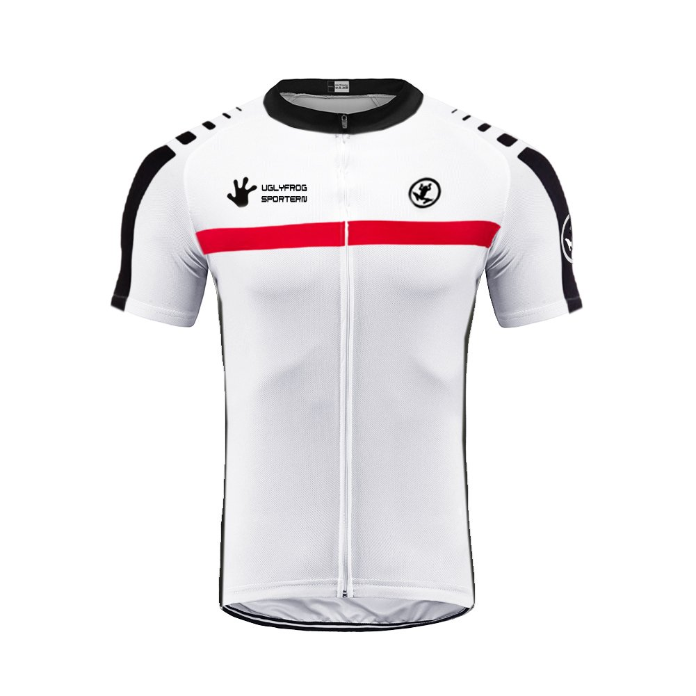 color 07 SizeSize Small(710 Days Production) Uglyfrog New Mens Outdoor Sports Wear Short Sleeve Cycling Jersey Summer Bike Shirt Bicycle Top