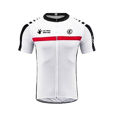 Uglyfrog Men s T-Shirt Lightweight Sports T-Shirt Cycling Quick-Dry Short  Sleeve 63397d7f9
