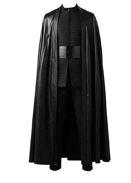 Amazon.com: Wolfbar para hombre la última Jedi traje negro ...