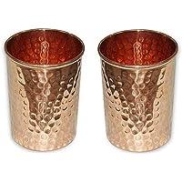 Juego de vasos de cobre puro, vasos