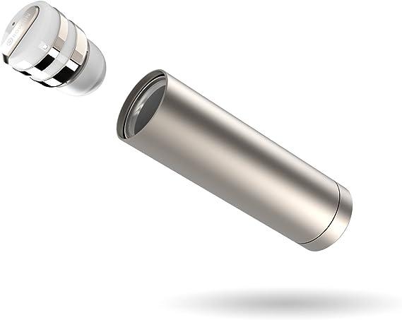 Rowkin Mini Plus Bluetooth 4.1 Earbud Mic Wireless Headphone Smallest Charger