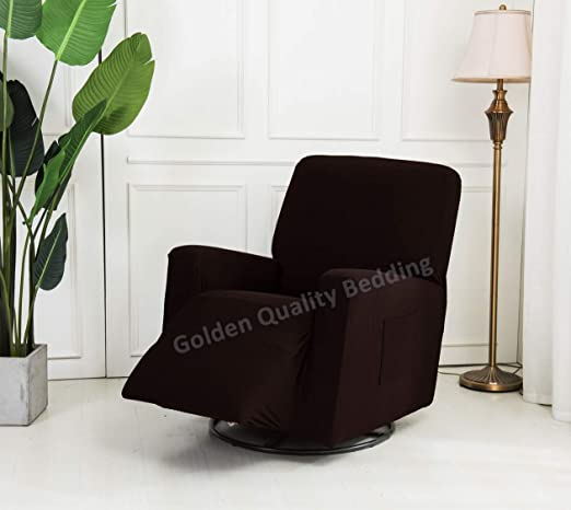 STANDARD RECLINER SOFA SLIPCOVER STRETCH FIT FURNITURE CHAIR LAZY BOY COVER
