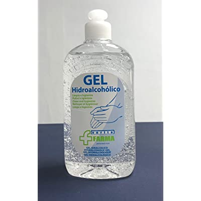Verita Farm Gel hidroalcohólico para manos 500ml