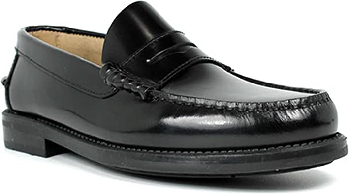 Castellanos Suela Goma Edward´s en Negro: Amazon.es: Zapatos y complementos