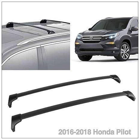 Car & Truck Racks Fits For 2016-2018 Honda Pilot Roof Rack Cross Bars Mount Crossbar Luggage Auto Parts & Accessories