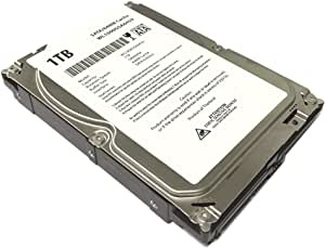 "WL 1TB 64MB Cache 5900RPM SATA III (6.0Gb/s) (Quiet & Heavy Duty) Internal Desktop 3.5"" Hard Drive (PC,CCTV DVR) - w/ 1 Year Warranty"