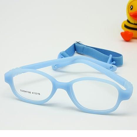 096a864a54 enzodate gafas para niños, montura de talla 41, Pas de tornillo, optica y