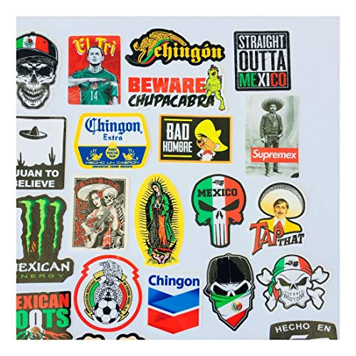 Buy mexican decal sticker