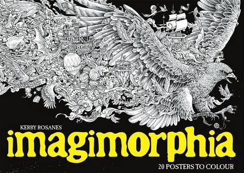 Imagimorphia: 20 Posters to Colour pdf epub