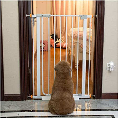 Barreras de puerta Barrera De Seguridad For Mascotas Bar De Protección For Niños Cerca De Valla