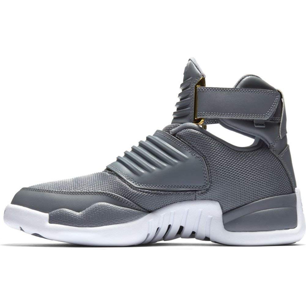 buy online fd5c9 fad7e Amazon.com   Nike Air Jordan Men s Generation 23 Basketball Shoes (13, Cool  Grey White)   Fashion Sneakers