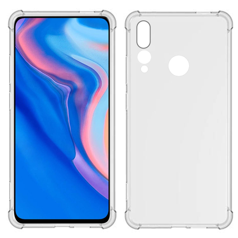 Funda Para Huawei Y9 Prime 2019 Transparente Y Protectora