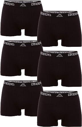 Slip Unterwäsche Pants 3er,6er Pack Kappa Herren Boxershorts Unterhosen