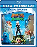 Monsters vs Aliens (Two-Disc Blu-ra