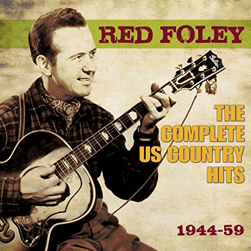 CD : Red Foley - Complete Us Country Hits 1944-59 (3PC)