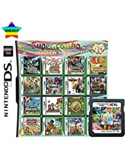 $30 » 208 in 1 Game Cartridge Multicart, Game Pack Card Super Combo For Nintendo DS/NDS/NDSL