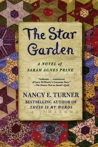 The Star Garden (Sarah Prine) - Romantic Garden Quilt