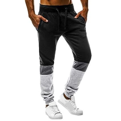 Pantalones ajustados para hombre, pantalones vaqueros para ...