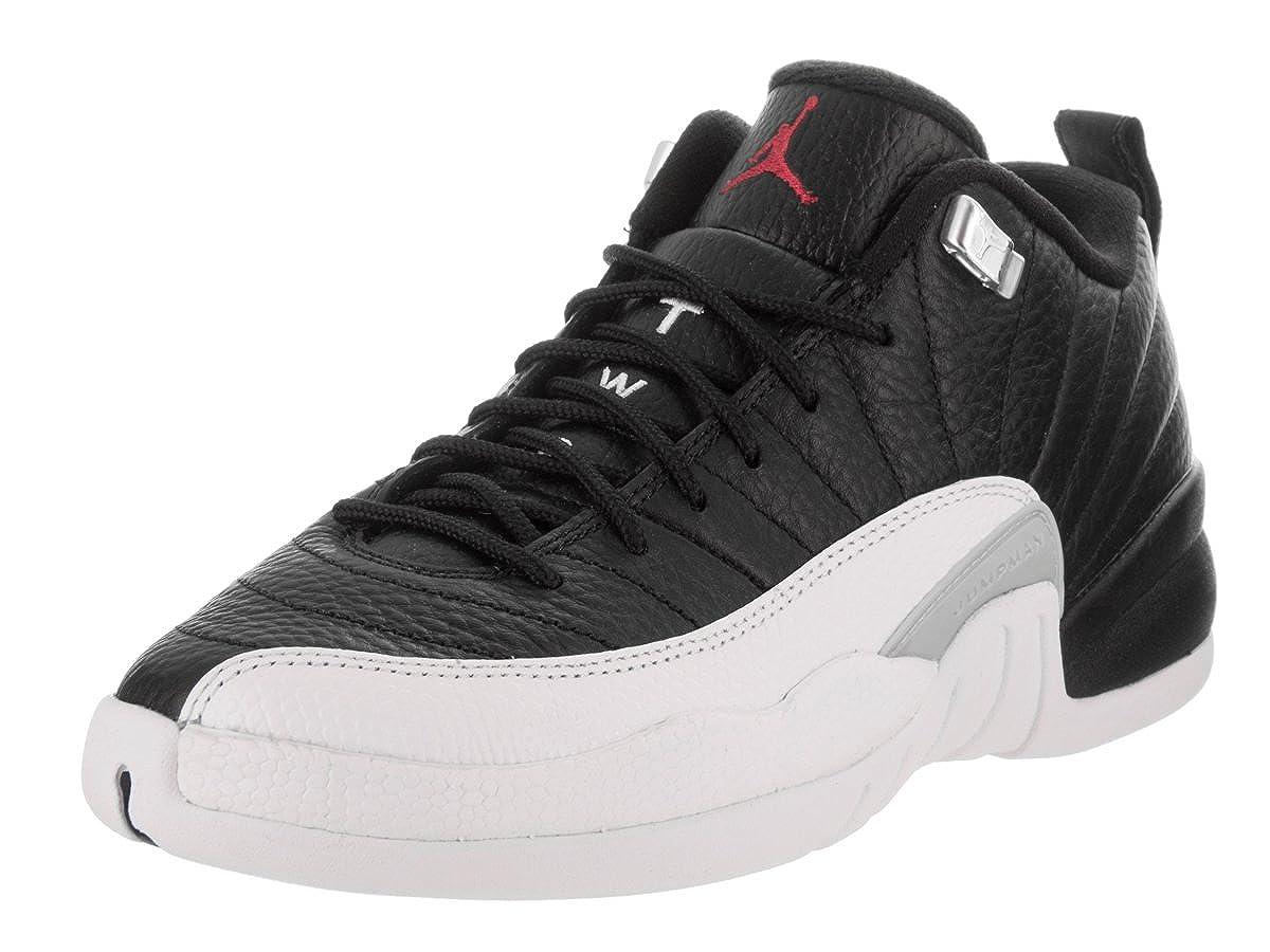 nike Air Jordan 12 Reto Low BG Basketball Trainers 308305 Sneakers Shoes