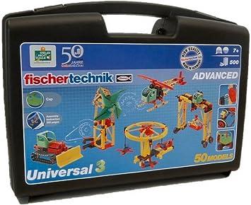Baukästen & Konstruktion fischertechnik Advanced Universal 3