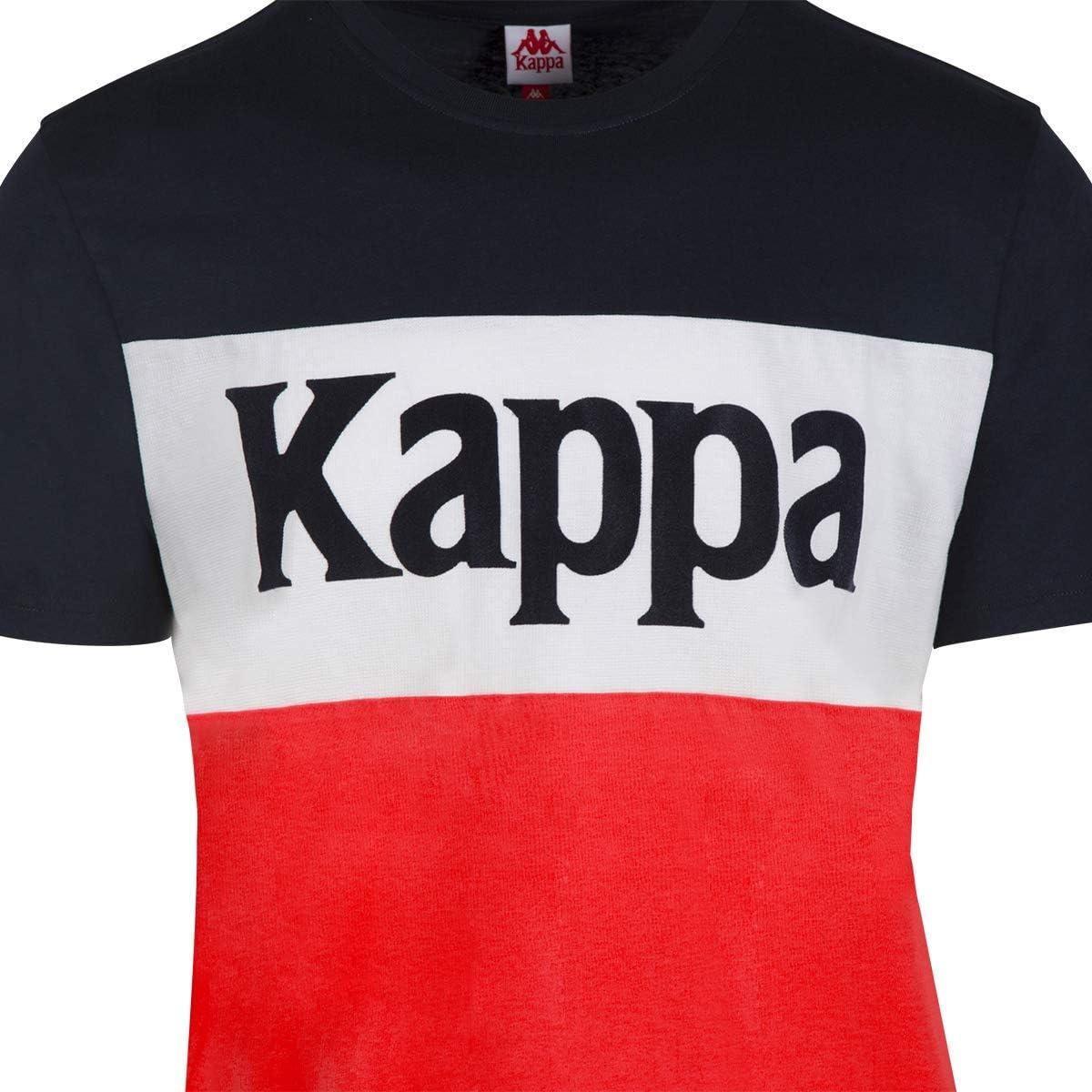 Camiseta Manga Corta Hombre Kappa Irwing