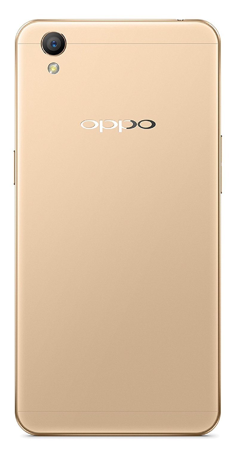 quality design 7cf13 2de68 Oppo A37F Mobile Phone 2GB RAM with 16 GB ROM(Crown Gold)