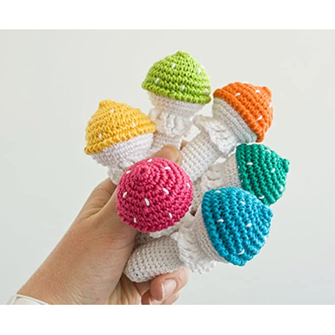 Amazon.com: raylans Baby Kids Niño Cute Crochet Knit Fruit ...