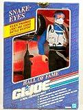 "G.I. Joe Hall of Fame Snake-Eyes 12"" Action Figure"