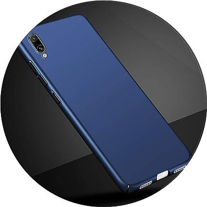 Amazon.com: Carcasa para Huawei Y6 Pro 2019, carcasa rígida ...