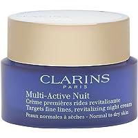 Clarins Multi Active Crema de Noche, Piel Normal