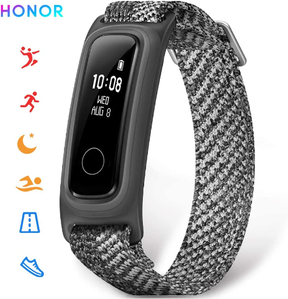 HONOR Band 5 Basketball Version Gray