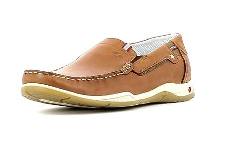 Grisport signore scarpe comfort comodo Slipper (MOK), con suola in gomma stabile, Uomo, marrone, 47