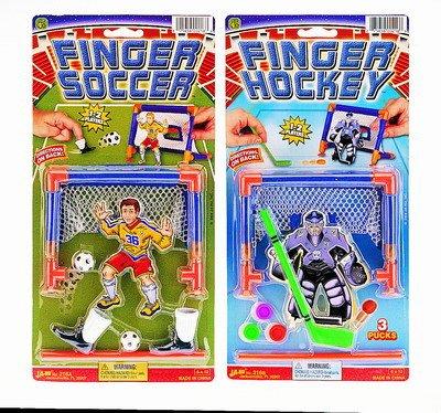Finger Sports Soccer or Hockey