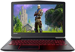 Lenovo Legion Y520 Gaming Laptop - i7-7700HQ, 16GB RAM, 256GB PCIe SSD, NVIDIA GTX 1060 (6GB), FHD IPS 1920x1080 (Renewed)