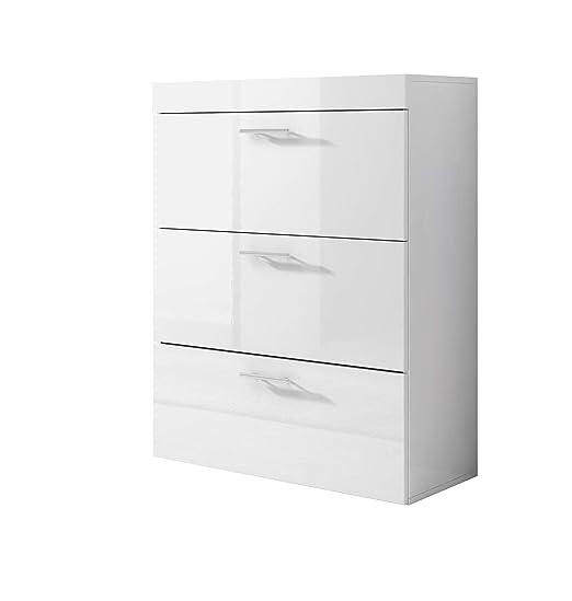 muebles bonitos Cómoda Dalia en Color Blanco: Amazon.es: Hogar