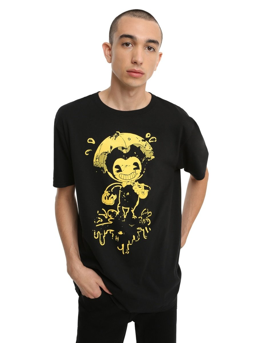 Amazon.com: Bendy and The Ink Machine Umbrella Bendy T-Shirt: Health & Personal Care