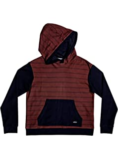 QUIKSILVER Boys Big Michi Hood Youth Knit Crew