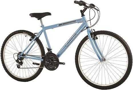 Orbita Deimos Bicicleta, Hombre, Azul Pastel, 16: Amazon.es: Deportes y aire libre