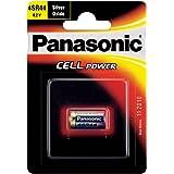 Panasonic 1654 Knopfzellen Batterie 4SR44 6.2V