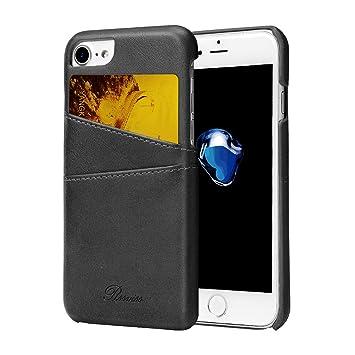 3420e5c564 iPhone6s ケース カード収納 Rssviss レザー 防指紋 軽量 アイフォン6s カバー iPhone6ケース ( iPhone6s