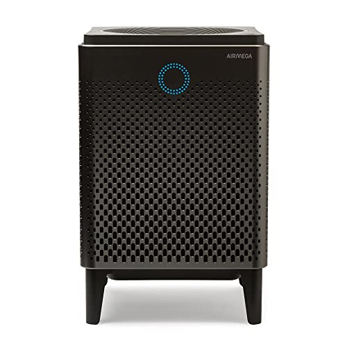 Coway-Airmega-400-in-Graphite/Silver-Smart-Air-Purifier-with-1,560-sq.-ft.-Coverage