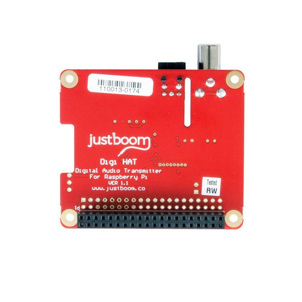 Justboom uscita audio digitale add-on Board per Raspberry Pi