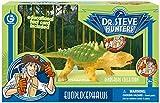 Dr. Steve Hunters cl1555K-Collection of Dinosaurs: Model Euoplocephalus