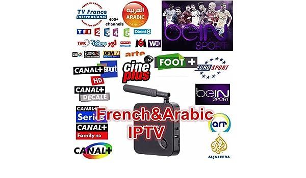 MU gratuito Árabe TV Box Receptor IPTV Canales árabes gratuitas ...