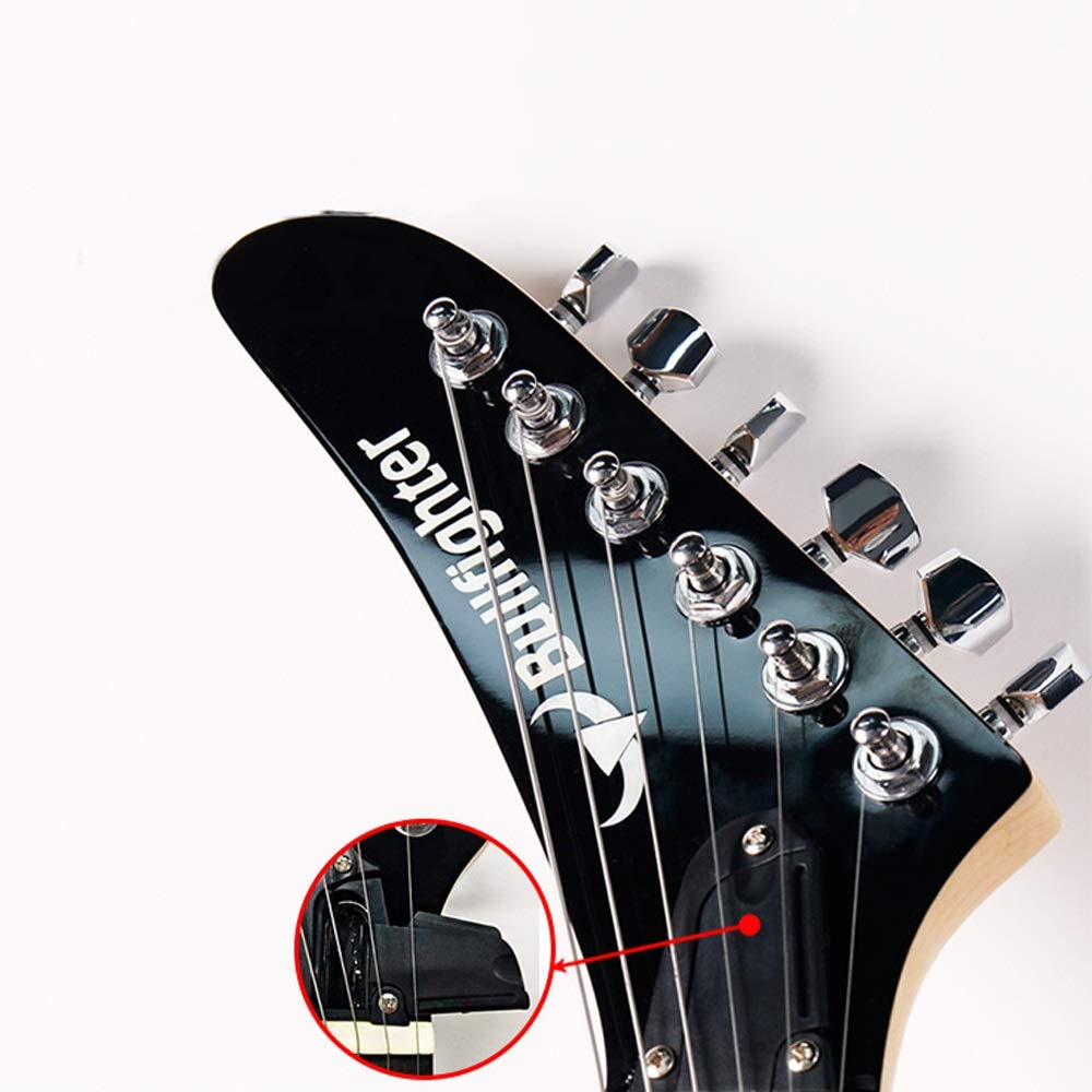 Miiliedy Guitarra eléctrica profesional para principiantes, adecuada ...