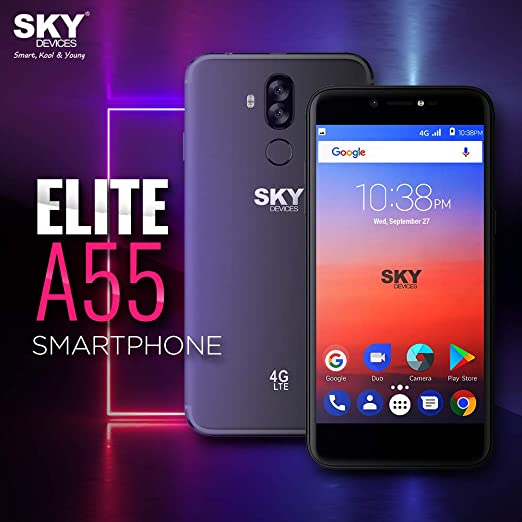 Smartphone Libre Elite A55 Movil Sky Devices Ruesshop: Amazon.es ...