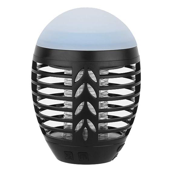 ZARLLE Linterna de Camping Lámpara Mosquitos Electrico ...