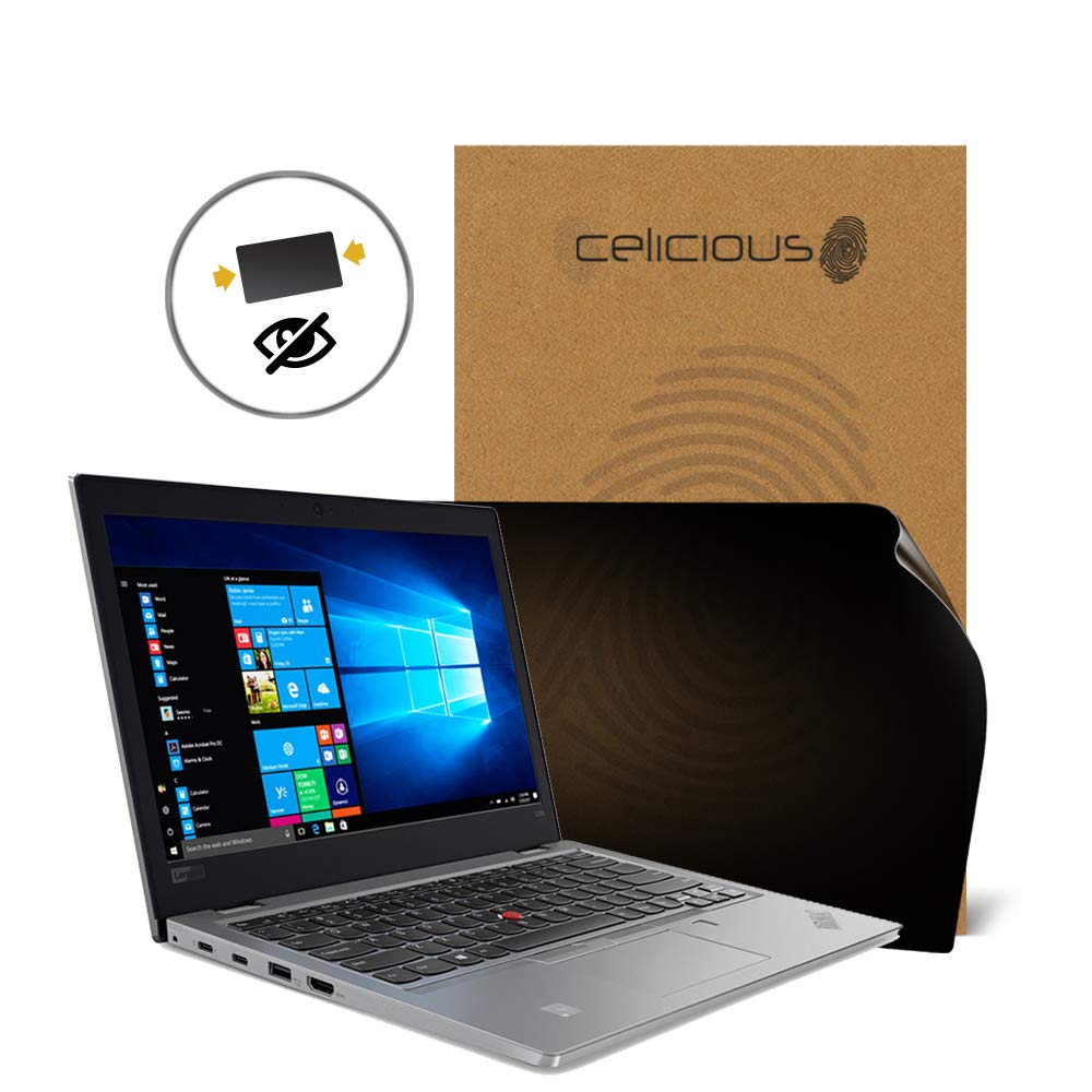 Celicious Impact Anti-Shock Shatterproof Screen Protector Film Compatible with Lenovo ThinkPad L380 Yoga