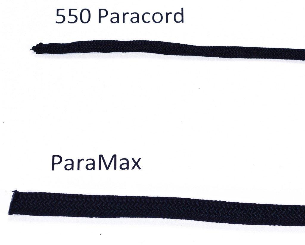 Desert Camo paramax – – – Die neuesten und stärksten Paracord auf der Planet – 1 10,2 cm B01MQR2MSQ Reepschnüre Haltbarkeit 0b44bb